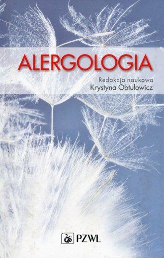 Alergologia - okładka książki
