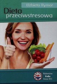 Dieta przeciwstresowa - okładka książki