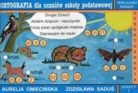 Dysortografia. Zeszyt 1. Ortografia dla uczniów szkoły podstawowej. spółgłoski miękkie - okładka podręcznika