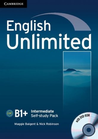English Unlimited. Intermediate - okładka podręcznika