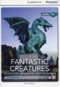 Fantastic Creatures: Monsters, - okładka podręcznika