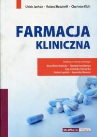 Farmacja kliniczna - okładka książki