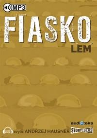 Fiasko - Stanisław Lem - pudełko audiobooku