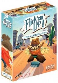 Flick em Up! Dzika Strzelanka - zdjęcie zabawki, gry