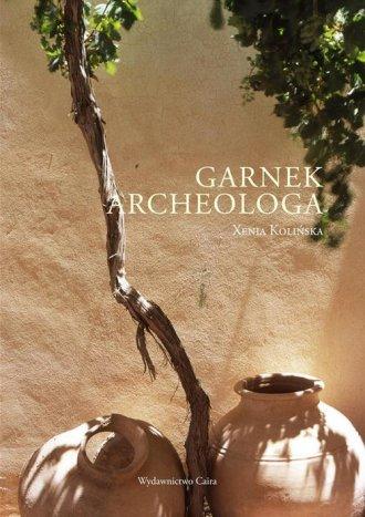 Garnek archeologa - okładka książki