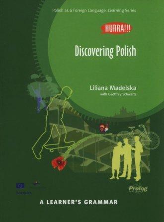 Hurra!!! Discovering Polish A Learners - okładka podręcznika