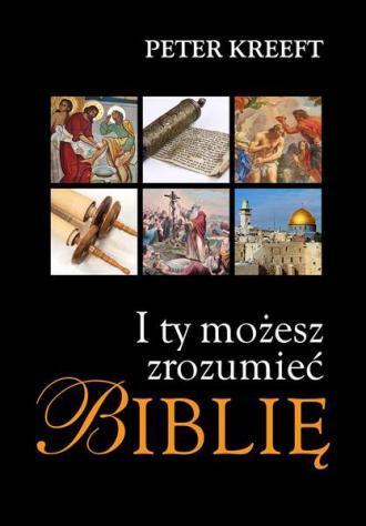 I ty możesz zrozumieć Biblię - okładka książki