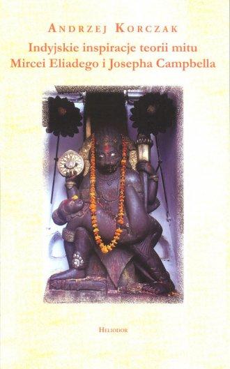 Indyjskie inspiracje teorii mitu - okładka książki