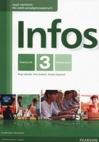 Infos 3. Podręcznik wieloletni - okładka podręcznika