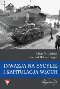 Inwazja na Sycylię i kapitulacja - okładka książki