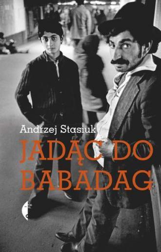 Jadąc do Babadag - okładka książki