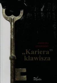 Kariera klawisza - okładka książki