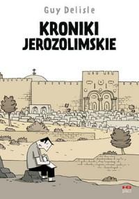 Kroniki jerozlimskie - okładka książki