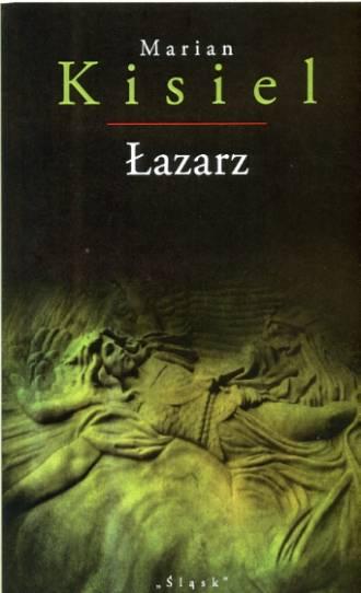 Łazarz - okładka książki