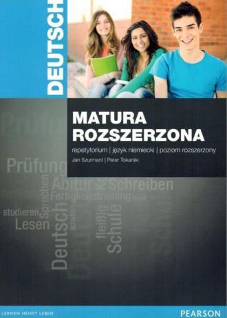 Longman. Repetytorium maturalne - okładka podręcznika