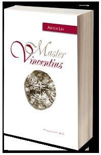 Master Vincentius - Artur Lis - okładka książki