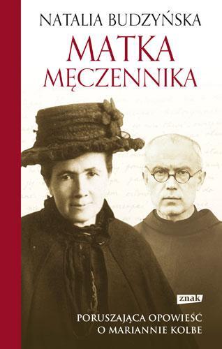 Matka męczennika - okładka książki
