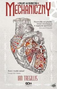 Mechaniczny - okładka książki