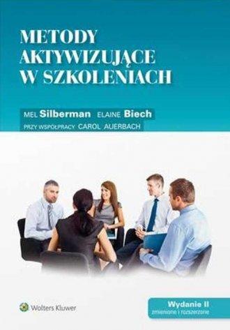 Metody aktywizujące w szkoleniach - okładka książki