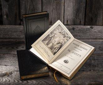 Miesiąc marzec z przykładami poświęcony - okładka książki