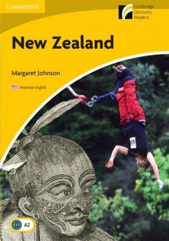 New Zealand 2. Elementary / Lower-intermediate. - okładka podręcznika
