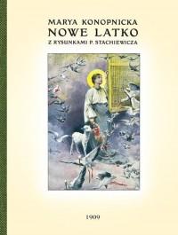 Nowe Latko - okładka książki