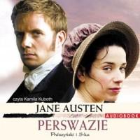Perswazje - Jane Austen - pudełko audiobooku