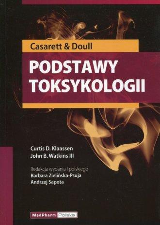 Podstawy toksykologii - okładka książki