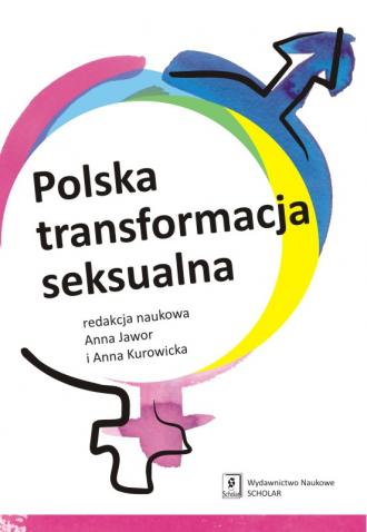 Polska transformacja seksualna - okładka książki