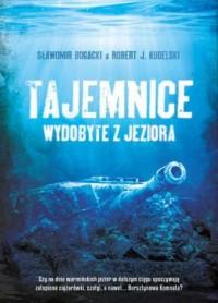 Tajemnice wydobyte z jeziora - okładka książki