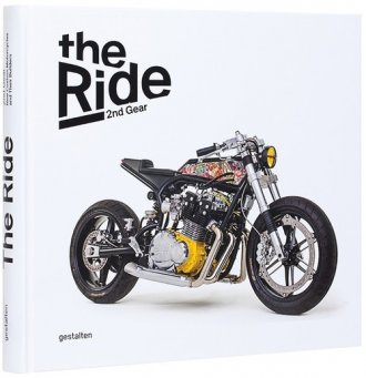 The Ride 2nd. Gear Rebel Edition. - okładka książki