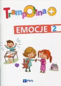 Trampolina+ Emocje 2 - okładka podręcznika