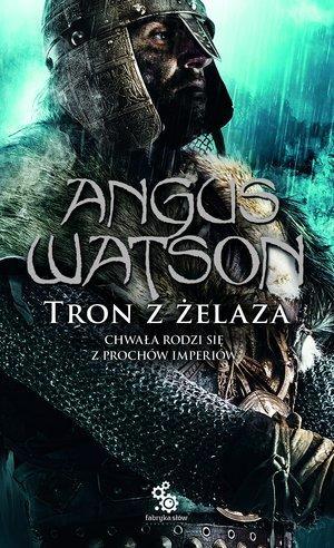 Tron z żelaza 3 - okładka książki