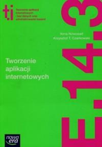 Tworzenie aplikacji internetowych - okładka podręcznika