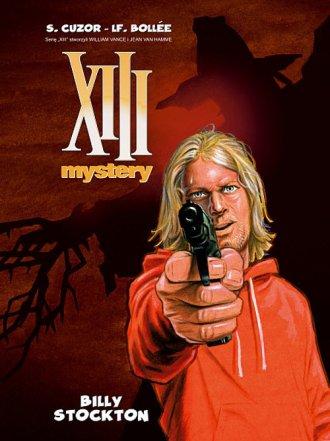 XIII Mystery. Tom 6. Billy Stockton - okładka książki