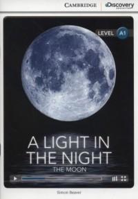 A Light in the Night. The Moon - okładka książki