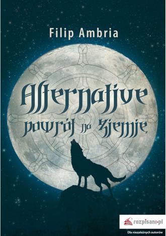 Alternative. Powrót na Ziemię - okładka książki