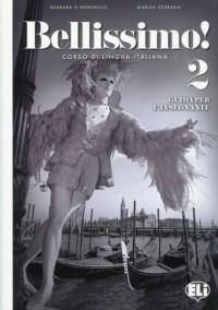Bellissimo 2. Guida - okładka podręcznika