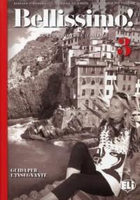 Bellissimo 3. Guida - okładka podręcznika