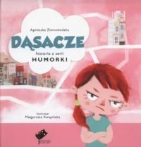 Dąsacze. Seria Humorki - okładka książki