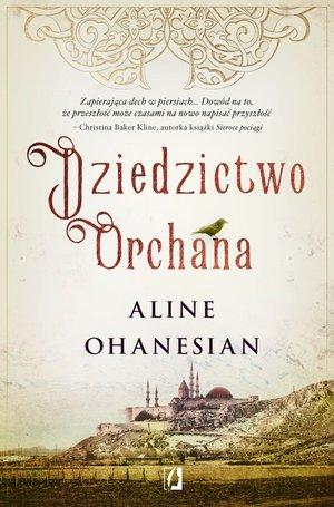 Dziedzictwo Orchana - okładka książki