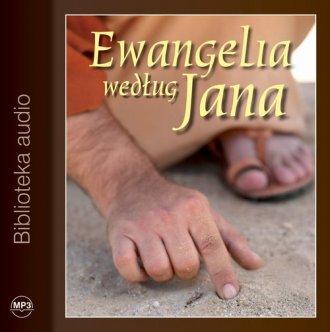 Ewangelia według Jana - pudełko audiobooku
