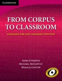 From Corpus to Classroom - okładka podręcznika