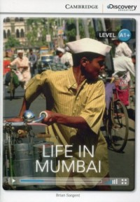 Life in Mumbai. High Beginning - okładka książki