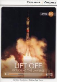 Lift off. Exploring the Universe - okładka książki