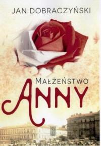 Małżeństwo Anny - okładka książki