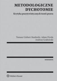 Metodologiczne dychotomie. Krytyka pozytywistycznych teorii prawa - okładka książki