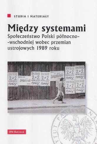 Między systemami. Społeczeństwo - okładka książki