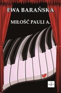 Miłość Pauli A. - okładka książki