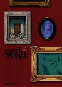 Monster 7. Komiks dla dorosłych - okładka książki